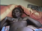 Ghanian girl masturbate before pussyeating - Naijaporntube