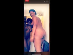 Leaked Whatsapp Video of Undergraduates Twerking to Rema's Song
